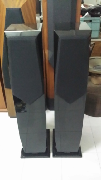 FOCUS AUDIO FP 70 SE floor stand speaker 20191017