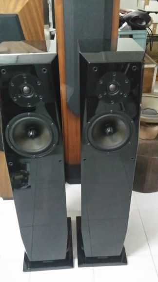 FOCUS AUDIO FP 70 SE floor stand speaker 20191018