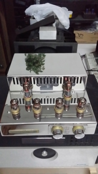 Papworth audio technology ppa6 tube preamp 20191024