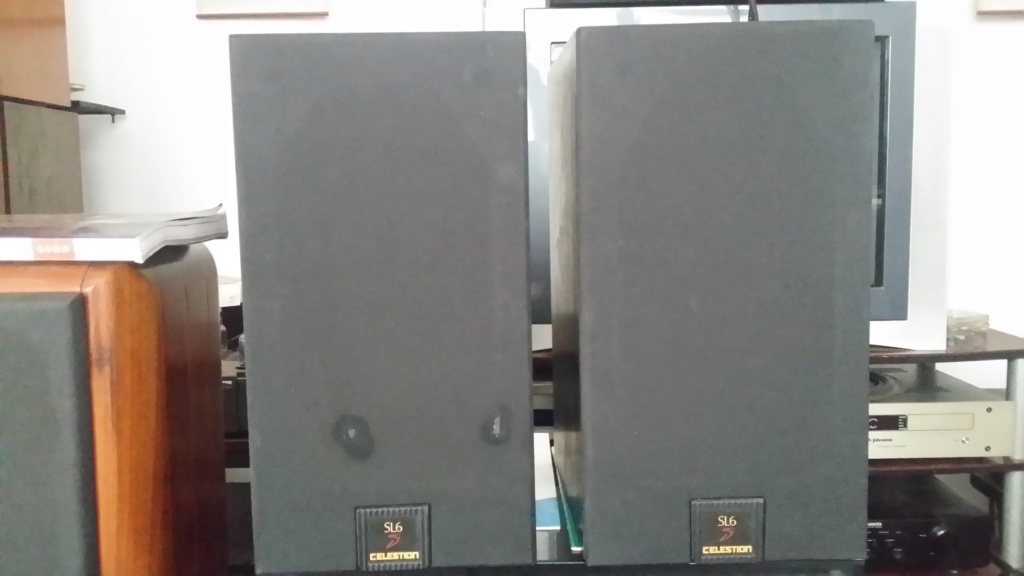 Celestion SL6si speaker SOLD 20191030