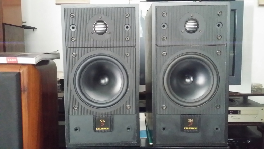 Celestion SL6si speaker SOLD 20191031