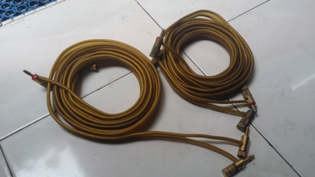 Van Den Hul The Clearwater Speaker Cable 20191110