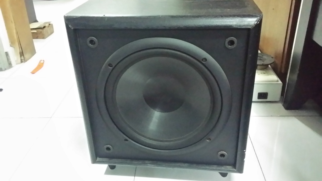 Infinity RS-10 subwoofer  20191122