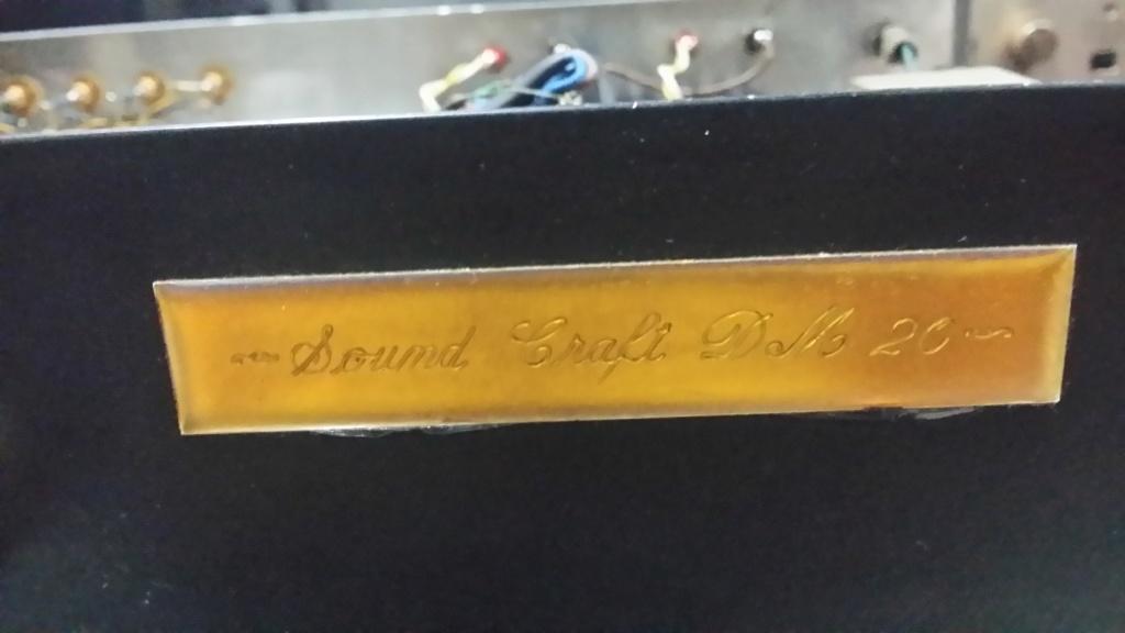 sound craft dm 20 amplifier 20191228