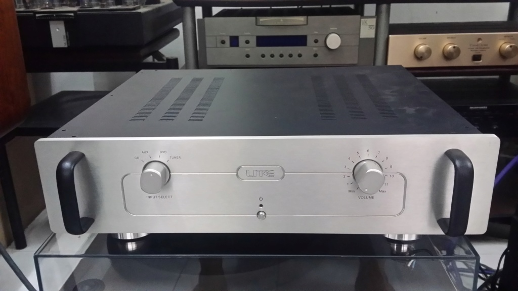DIY audio note M7 tube preamplifier 20191233