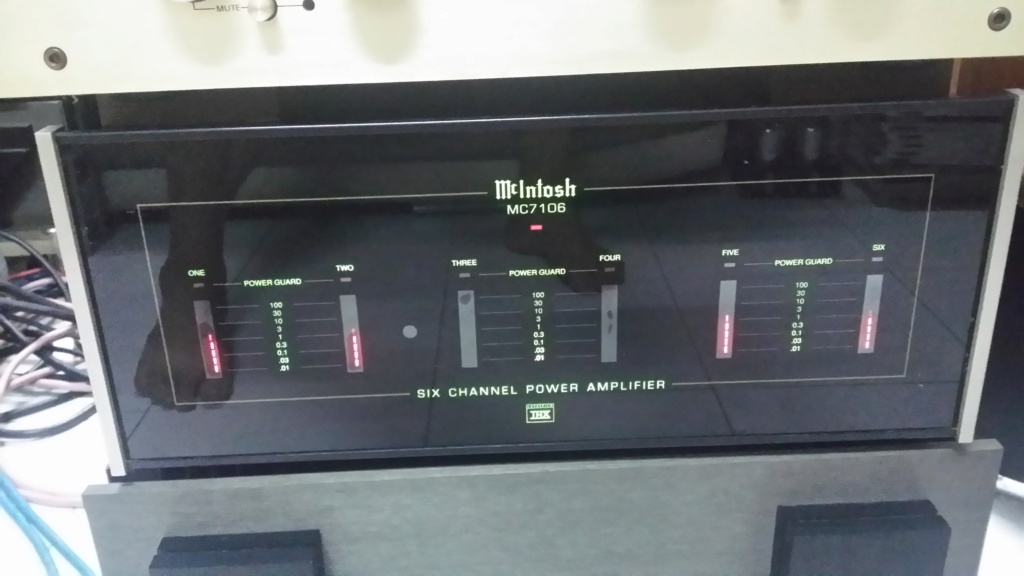 McIntosh MC 7106 power amplifier 20200115