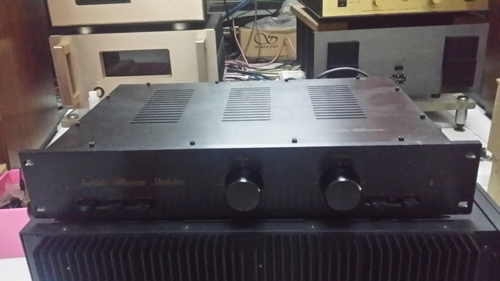 Audible Illusions Modulus IID Tube Preamp 20200310