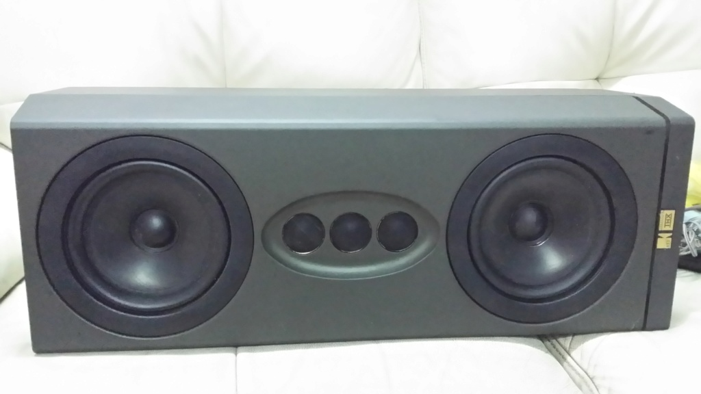 Kef KVA3 LCR center speaker 20200319
