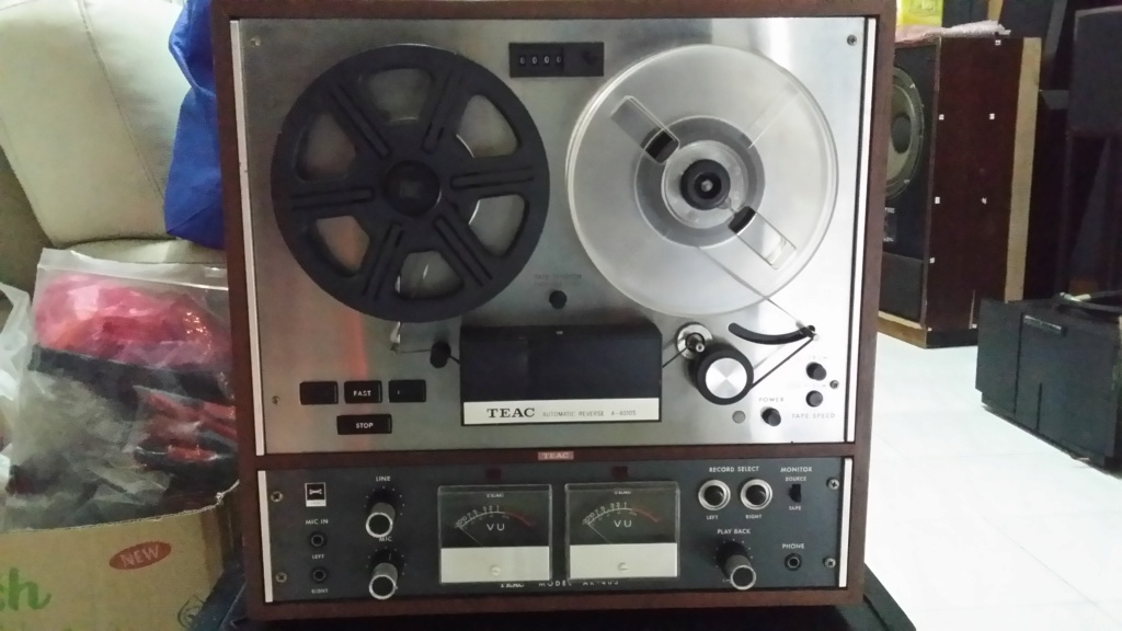 TEAC A-4010S reel to reel SOLD 20200522