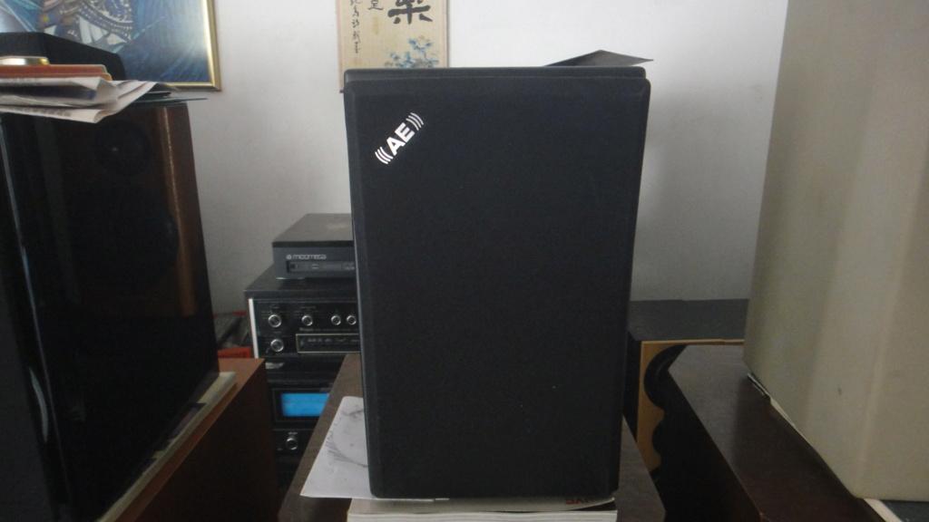 Acoustic Energy AE1 classic speaker  Dsc06534