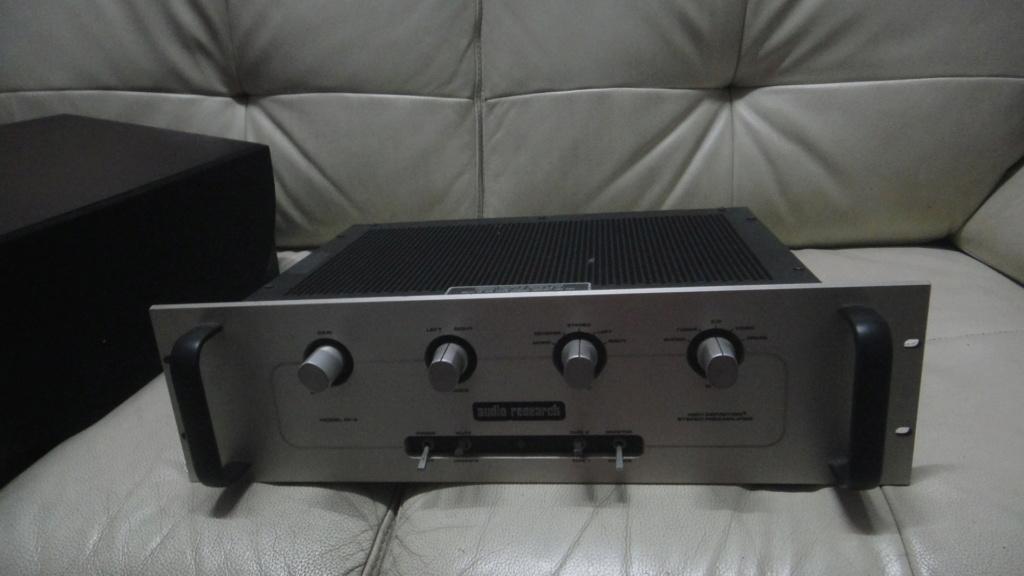 Audio research SP9 mkII preamplifier Dsc06538