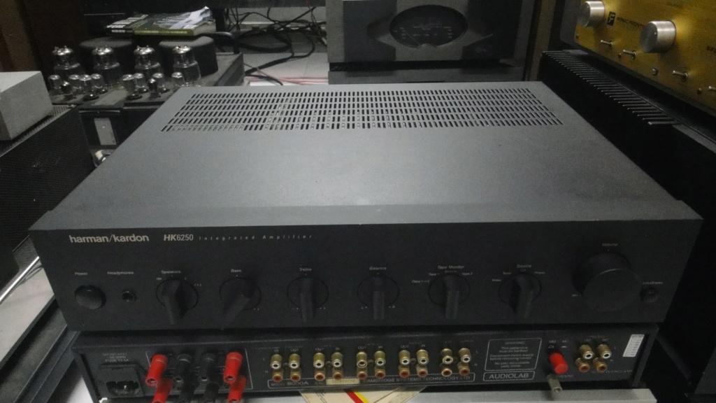 Harman Kardon HK6250 Stereo Integrated Amplifier Dsc06721