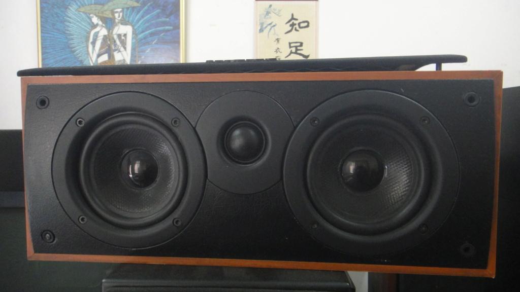 Wharfedale crystal center speaker Dsc06745