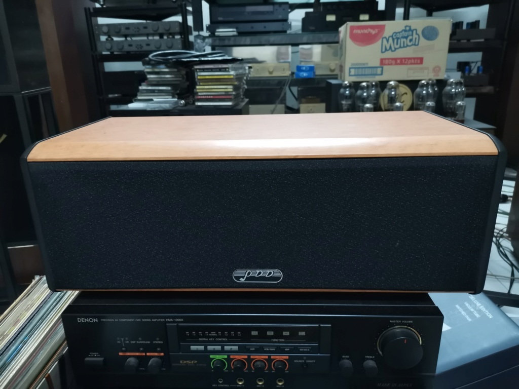 AAD C-301 center speaker Img_2024