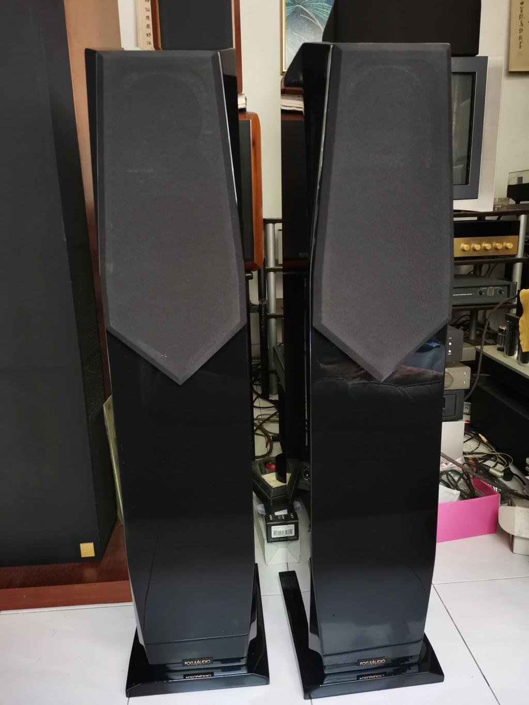 Focus audio FP 70 SE floor stand speaker Img_2064