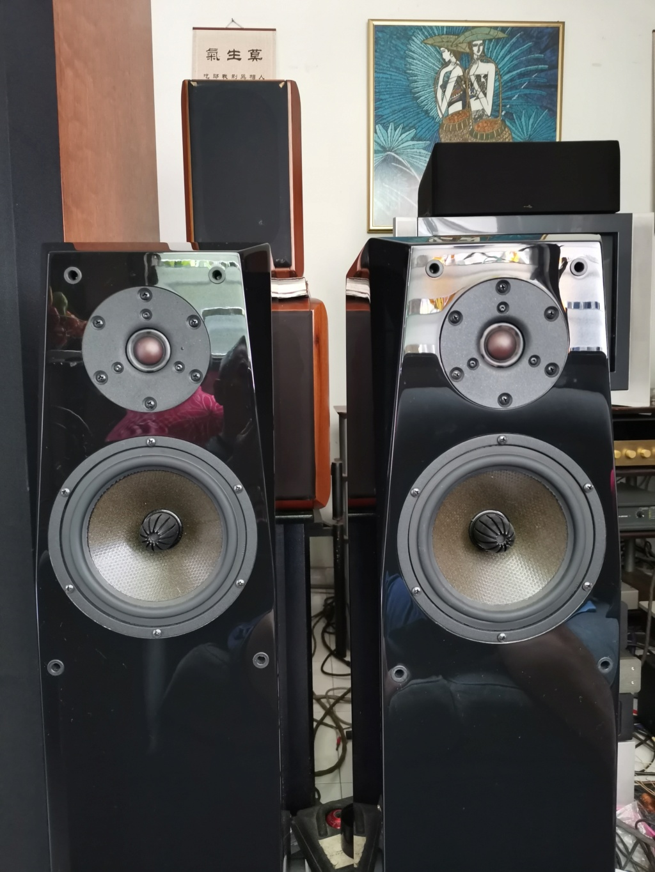 Focus audio FP 70 SE floor stand speaker Img_2065