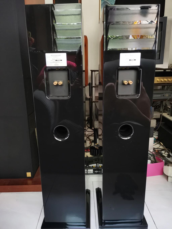 Focus audio FP 70 SE floor stand speaker Img_2066