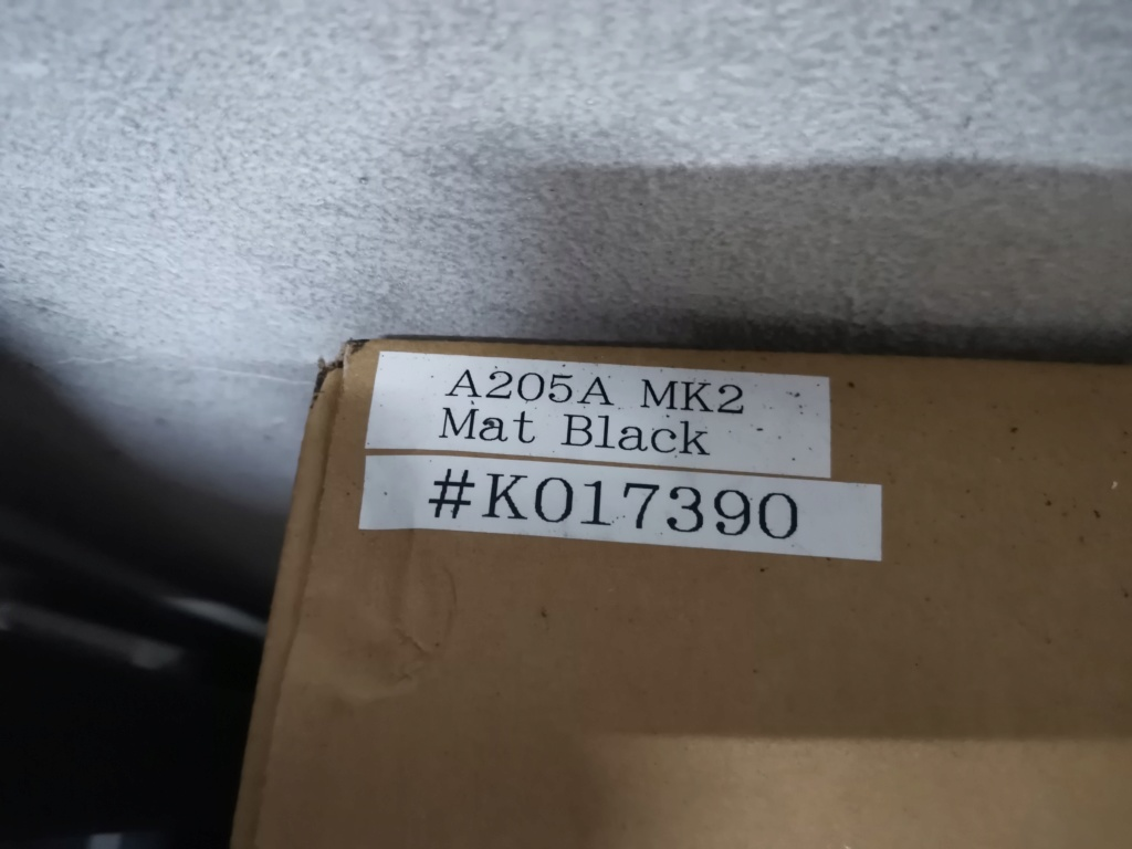 Almarro A205A mk II EL84  valves Integrated Amplifier Img_2088