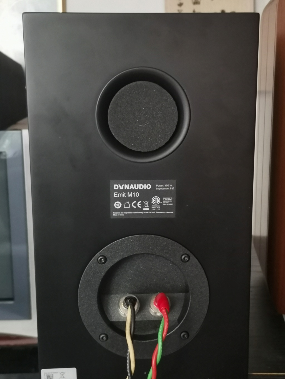 Dynaudio Emit M10 bookshelf loudspeaker Img_2142