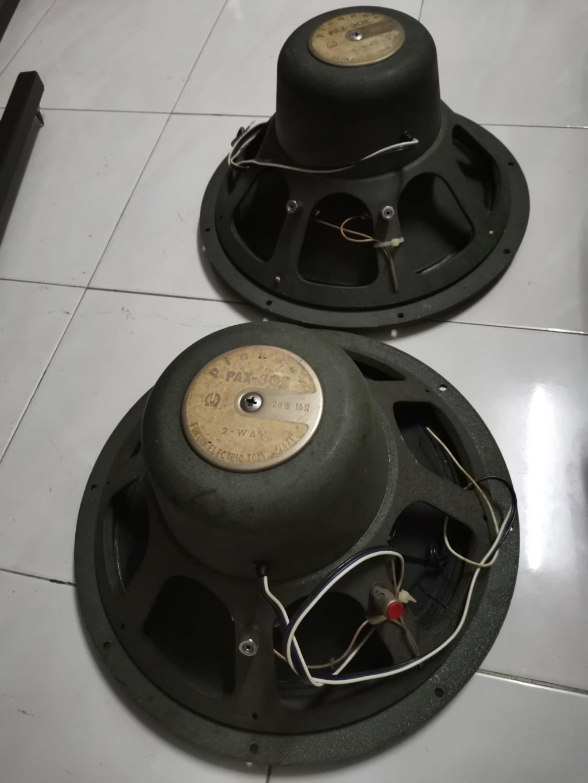 Pioneer PAX-30E speaker SOLD Img_2144