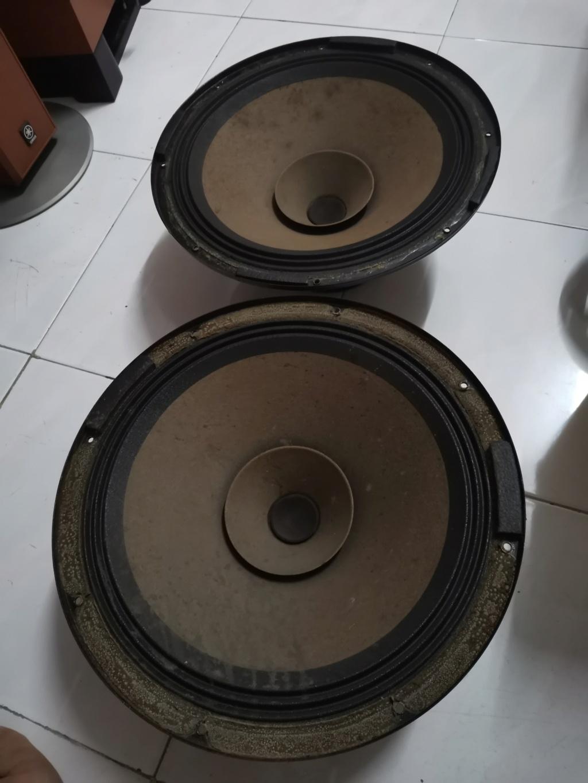 12'' full range speaker SOLD Img_2153