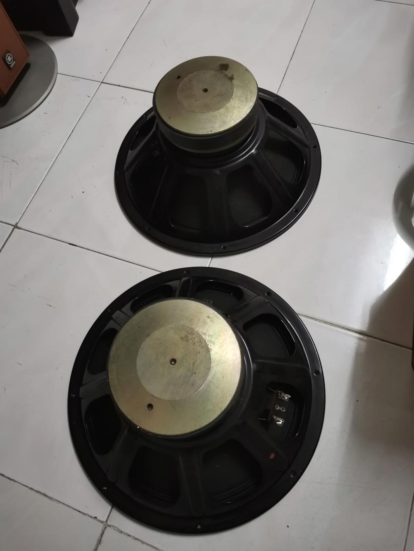 12'' full range speaker SOLD Img_2154