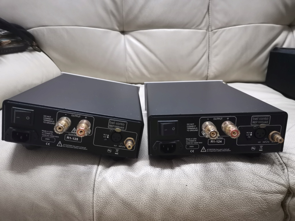 Bel conto reference 1000 mk II power amplifier SOLD Img_2169