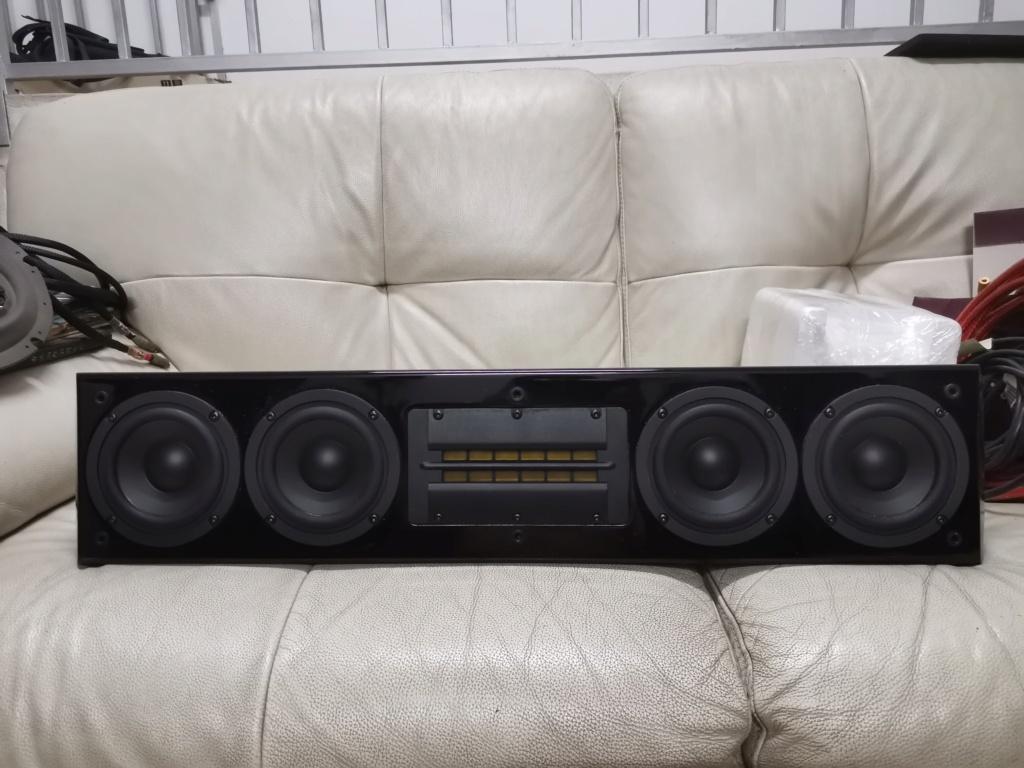 Sunfire XT sreies cinema ribbon Crs-3c center speaker Img_2173