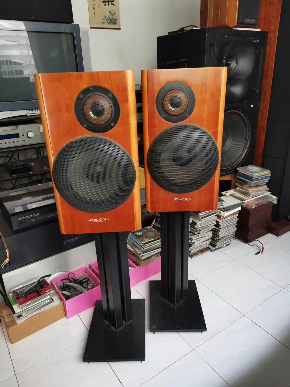 Victor SX-500DE speaker Img_2182