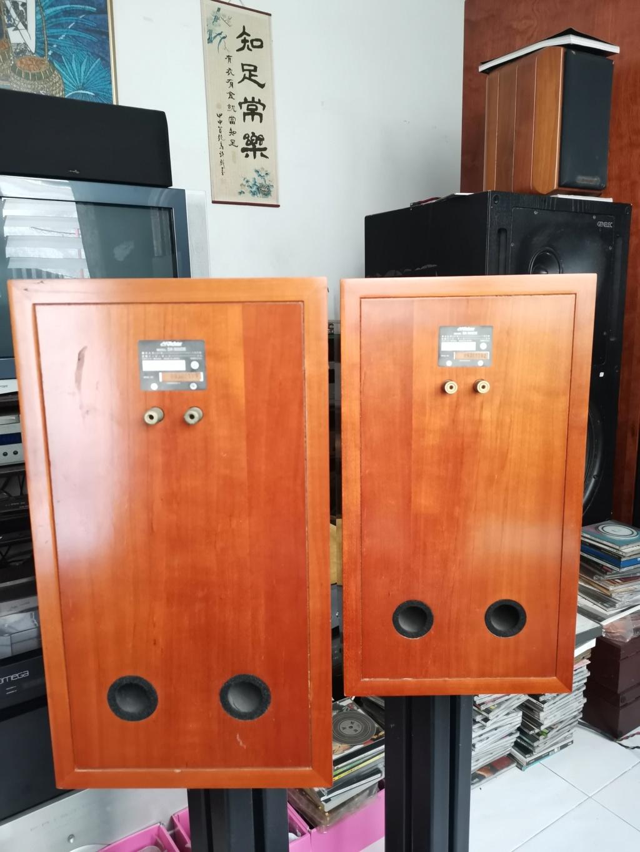 Victor SX-500DE speaker Img_2183
