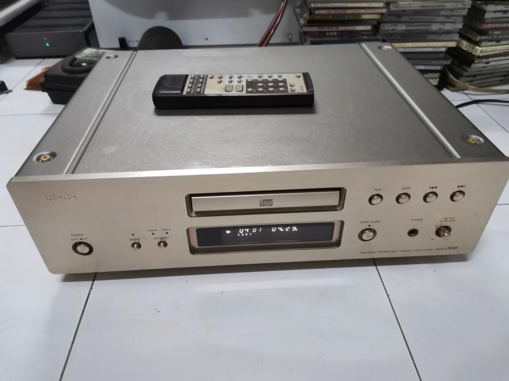 Denon DCD-S10 cd player SOLD Img_2190