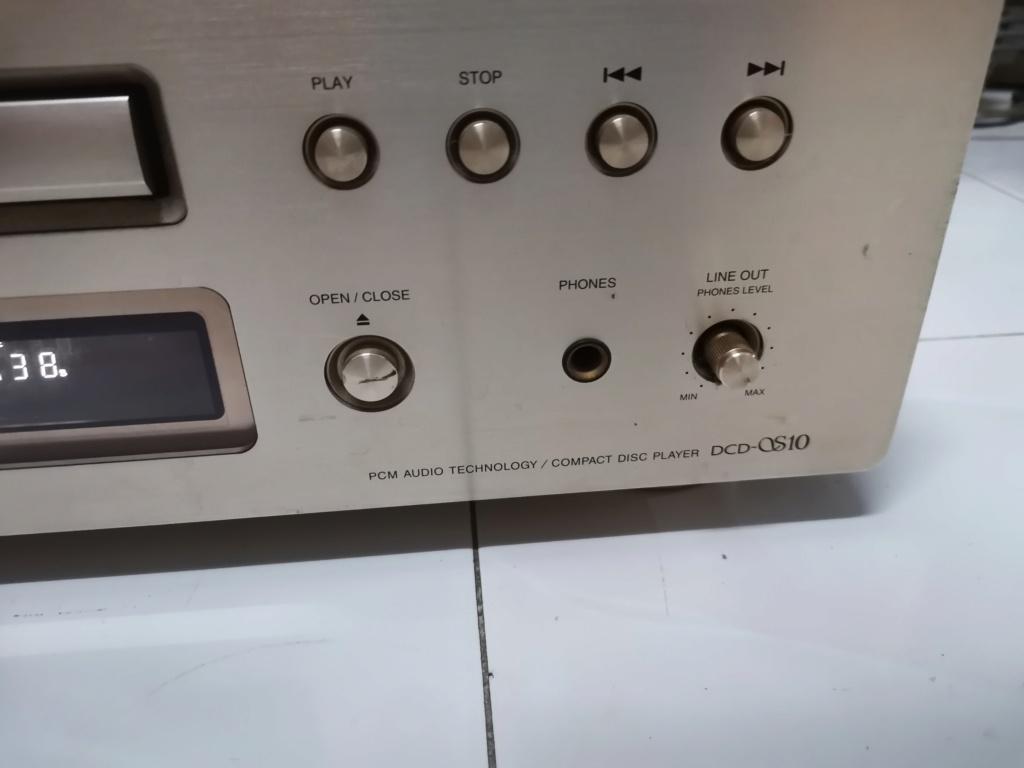 Denon DCD-S10 cd player SOLD Img_2191