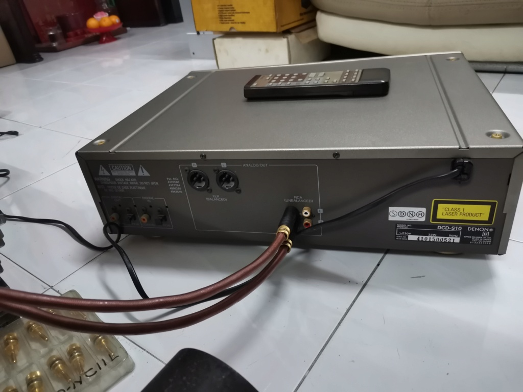 Denon DCD-S10 cd player SOLD Img_2192