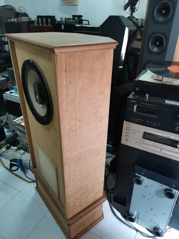 """vintage legendary 12"""" Goodmans triaxiom 1220 speakers sold Img_2198"""