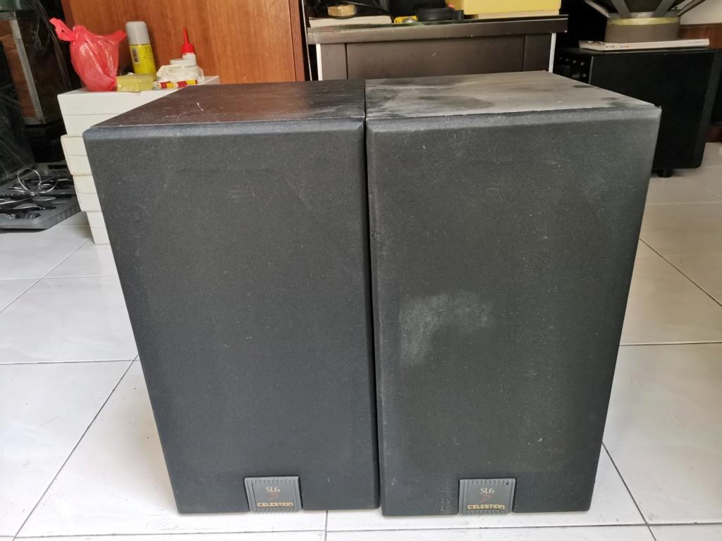 Celetstion SL6si speaker Img_2251