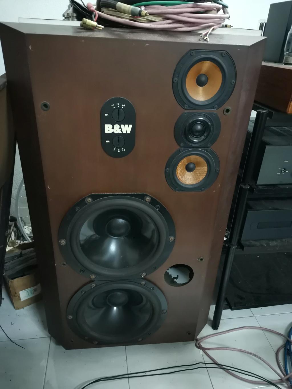 B&W 808 speaker Img_2260