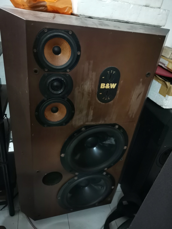 B&W 808 speaker Img_2262