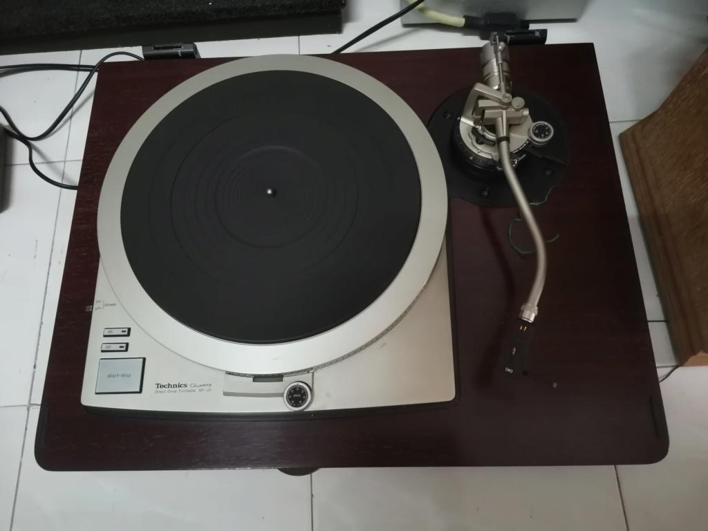 Technics SP-25 turntable Img_2276
