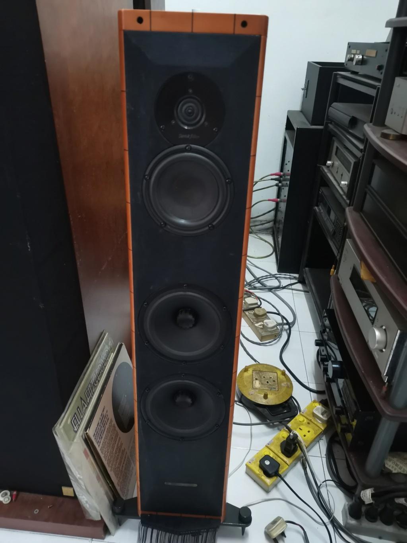 sonus fabar Cremona M speaker Img_2281