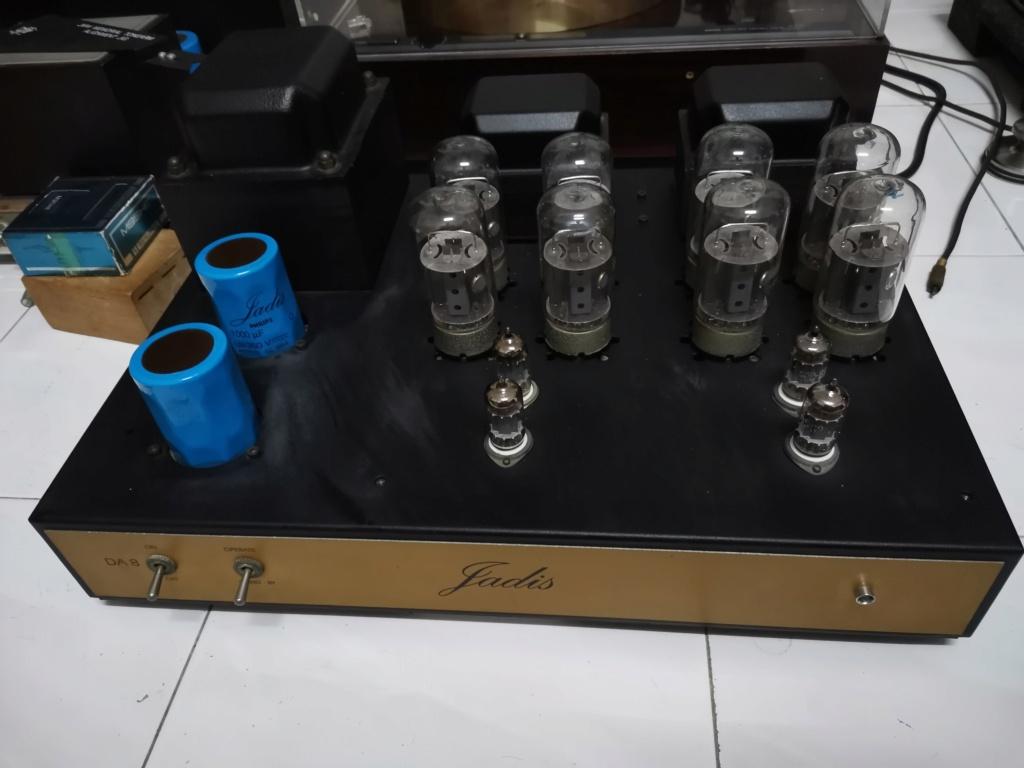 Jadis DA8 power amplifier SOLD Img_2285