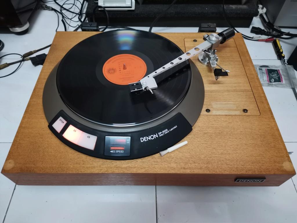 Denon DP-3000 turntable Img_2308