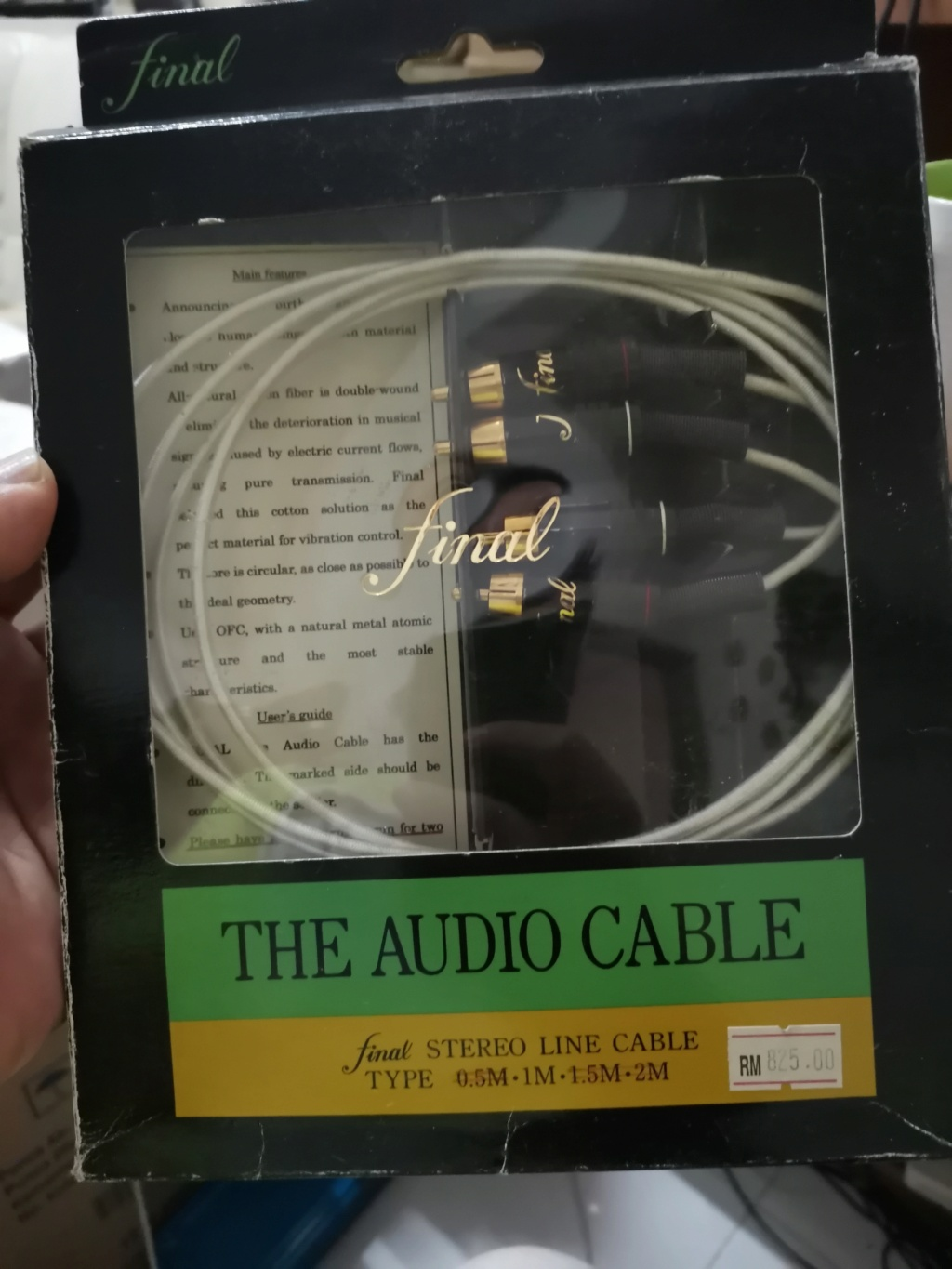 Final the audio cable Img_2342