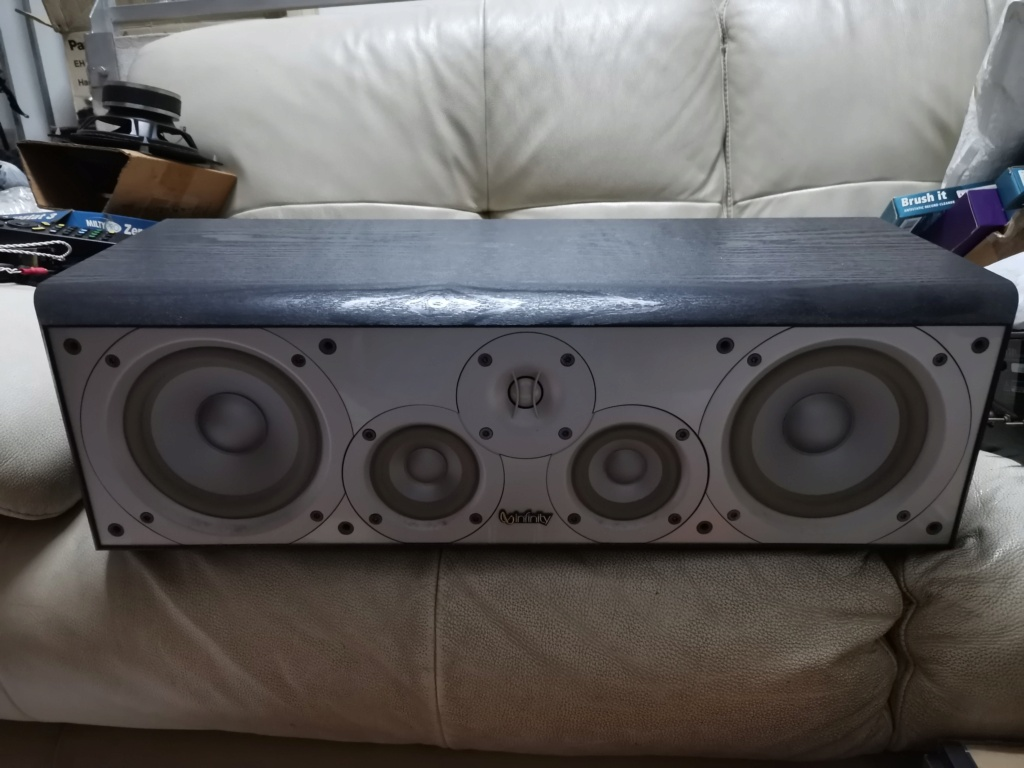 Infinity Primus Pc350 Center Channel Speaker SOLD Img_2356