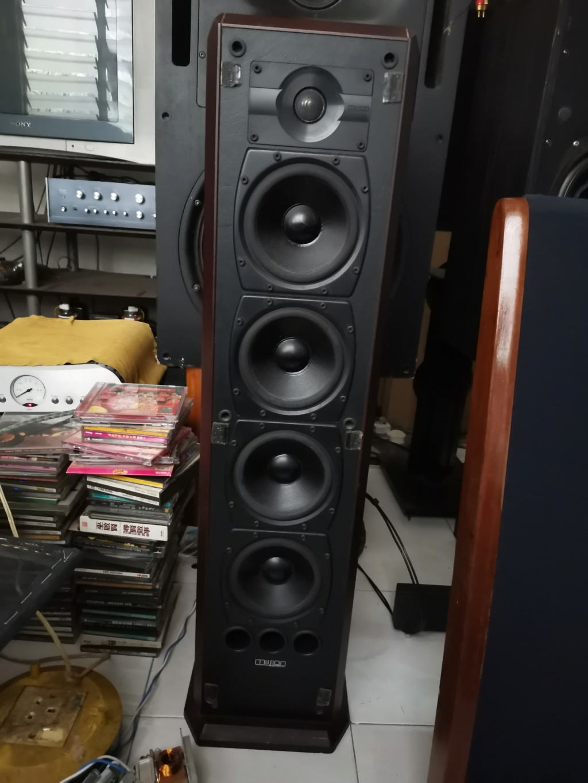 Mission 753 Floorstanding Speakers SOLD Img_2366