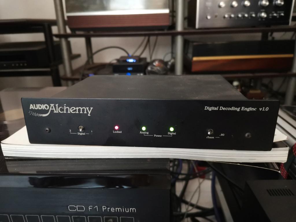 Audio alchemy V 1.0 dac Img_2392