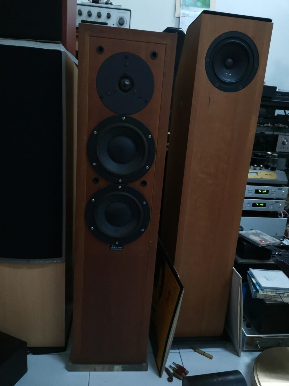 Dynaudio speaker Img_2427