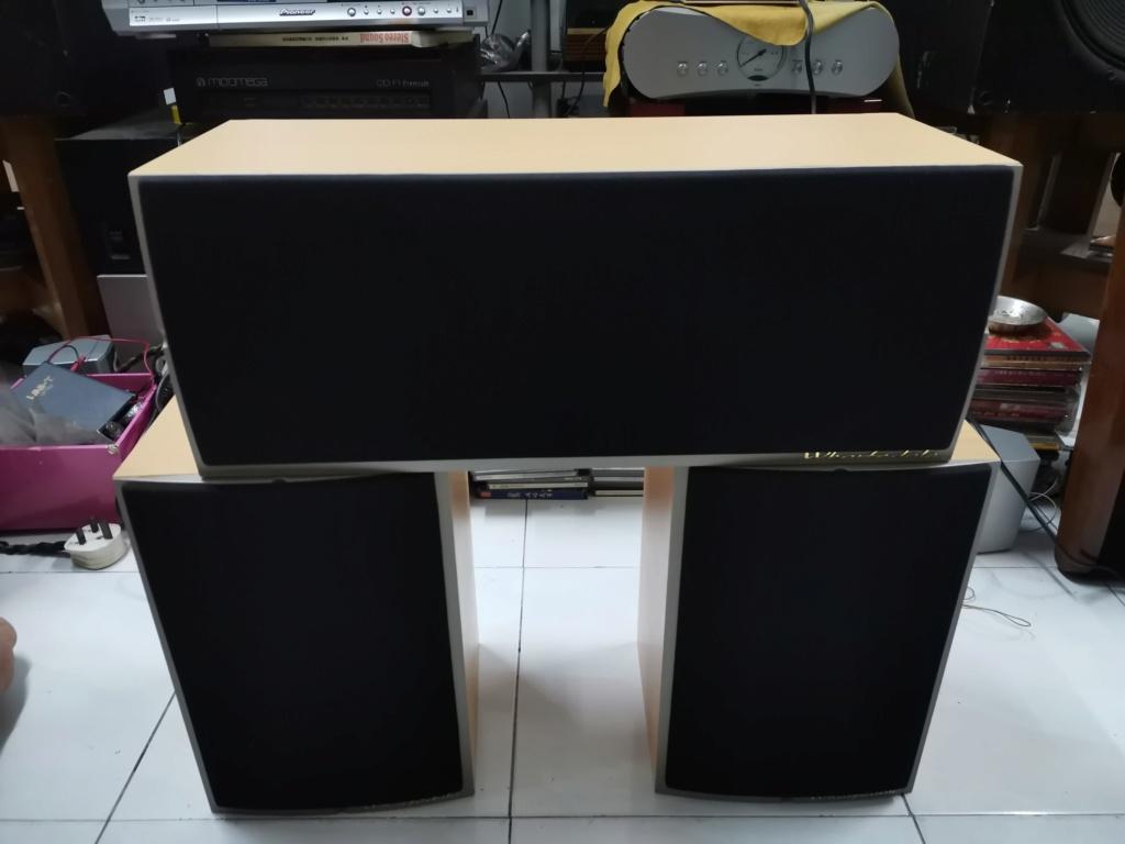 Wharfedale Diamond 8.1 speaker & Diamond 8 center speaker SOLD Img_2429