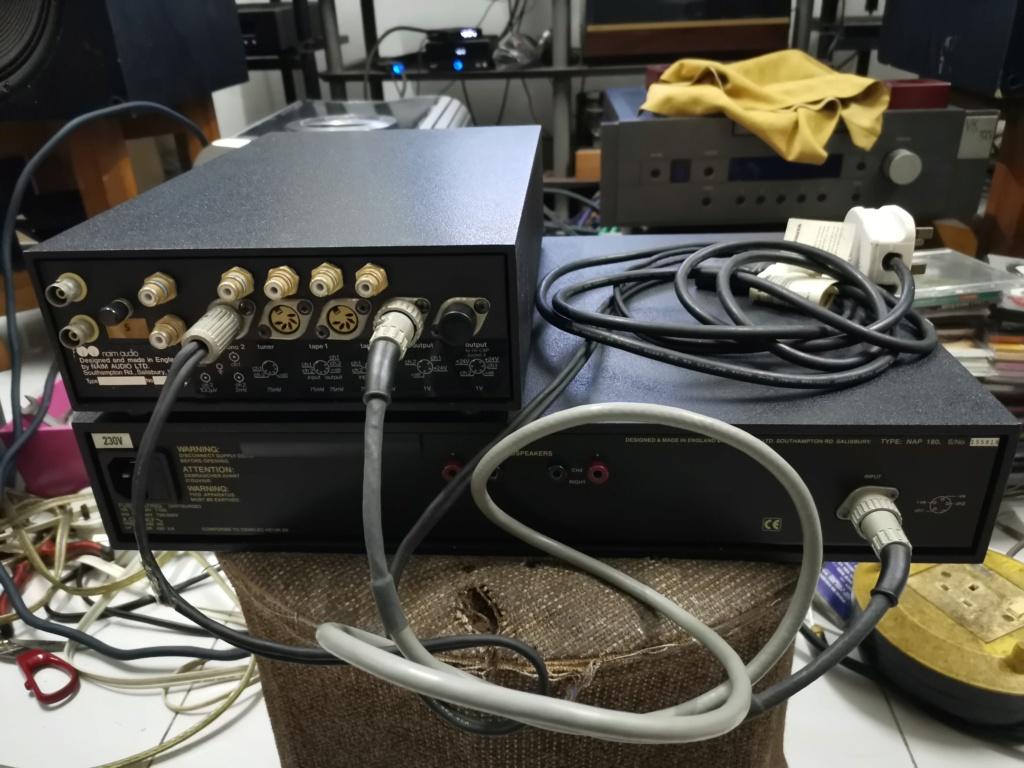 Naim NAC 32.5S preamplifier & NAP-180 poweramplifier SOLD Img_2446