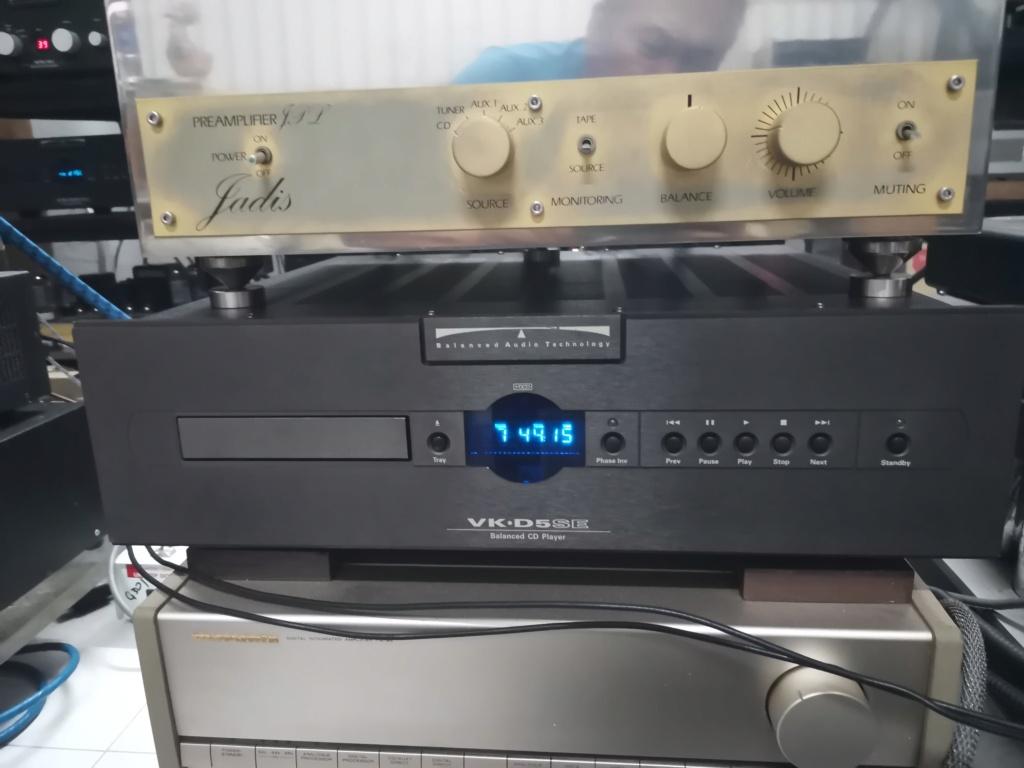 Balanced Audio TechnologyVK-D5SE CD Player Img_2458