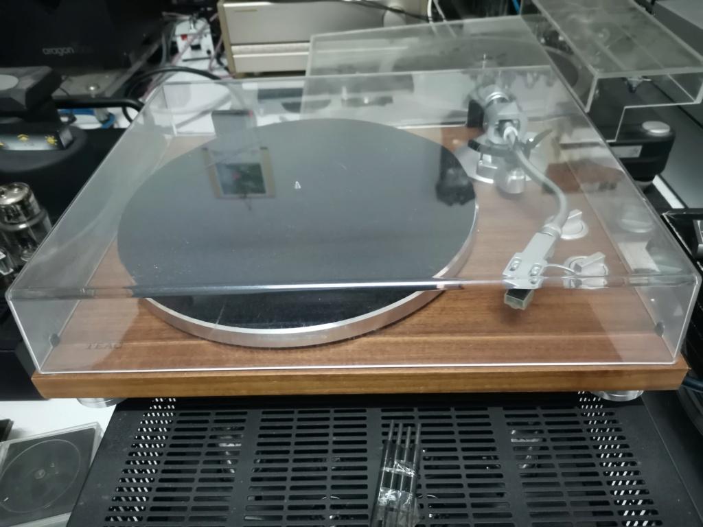 Teac tn-400bt turntable SOLD Img_2472